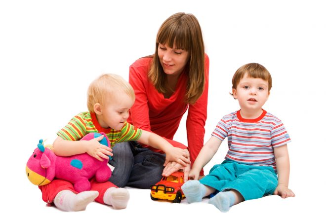 The most important help you'll ever hire -- your babysitter.
