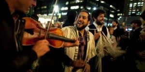 Occupy Wall Street and Anti-Semitism