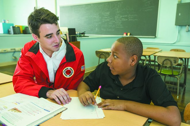City Year -- main photo for cover