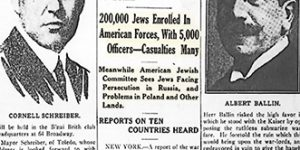 Quick Click … From the William Davidson Digital Archive of Jewish Detroit History, Nov. 26, 2015