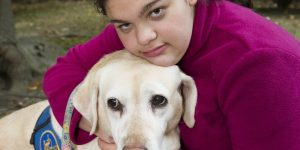 Four-Legged Lifesavers: Specially trained dogs enhance owners' quality of life.
