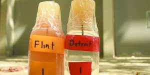 What Does Flint's Water Crisis Have To Do With Your Seder?