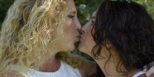 Love And Marriage: Two local women get to have the wedding of their dreams.