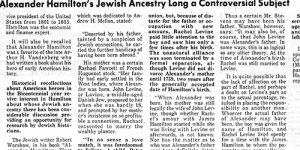 Quick Click … From the William Davidson Digital Archive of Jewish Detroit History, May 12, 2016