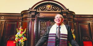 Beth El's Rabbi Daniel Syme Will Bring A Lifetime of Passions To His New Role As Rabbi Emeritus