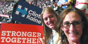 Diane Orley: Witnessing History At The DNC