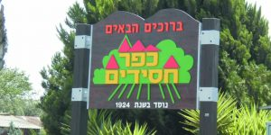 Training Israeli Youth: At ORT's Rub-a-Dub, join Farber family in helping the next generation.