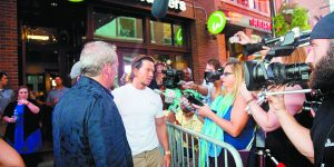 Fressing With Fishman: Welcome Wahlburgers