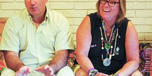 Couple Find Support Through Local Alzheimer's Association