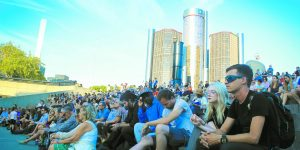 Communal Tashlich: Celebrate the Jewish New Year on the Detroit River