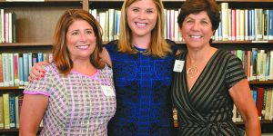 NCJW Women Of Vision Event Features Jenna Bush Hager