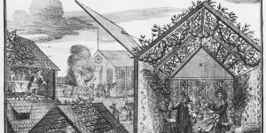A Look Back In History Gives Clues To Today's Modern Sukkah