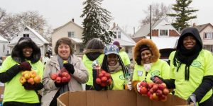 Higher Hopes! To Provide Complete Thanksgiving Meal Kits For 1,000 Families