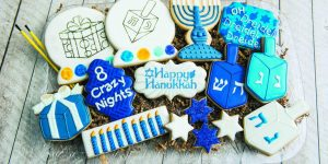 C Is For (Chanukah) Cookie