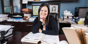 Fighting For Justice: Attorney Alona Sharon helps non-violent  drug offender win clemency.
