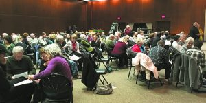 Detroit Jews For Justice Holds Forum  With ACLU To Prepare For Trump