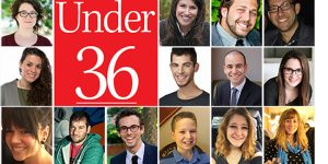 36 Under 36: Honoring Young People Making An Impact Jewishly