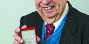Dr. Guy Stern To Get French Legion Medal Today