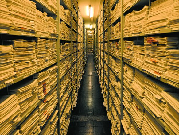 The International Tracing Service archives are a treasure trove of information about those who died during the Holocaust or survivors