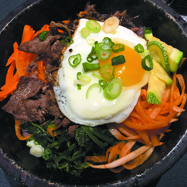 Korea Palace Is King In Sterling Heights - The Jewish News