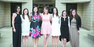 U-M Jewish Communal Program  Celebrates Its Newest Graduates