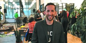Entrepreneur Ryan Landau launches re:purpose, linking startups and tech savvy job seekers