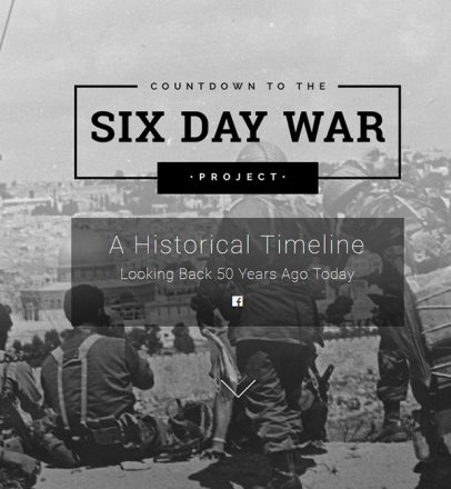six day war videos
