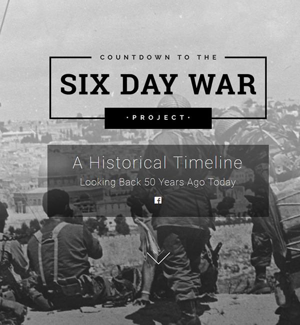 six day war The six-day war took place in june 1967 the six-day war was fought between june 5th and june 10th the israelis defended the war as a preventative military effort to counter what the israelis saw as an impending attack by arab nations that surrounded israel.
