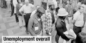 Poverty and joblessness, fuel for '67 riot, even worse today
