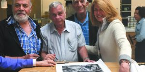 Andy Roisman Meets The Subjects Of Her Treasured Photo