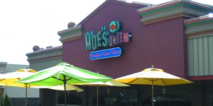 Family-run Moe's On 10 features fresh food & friendly service