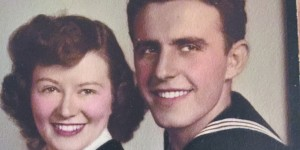 Morris and Shirley Beider love each other — and their country