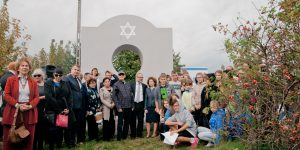 Can You Really Go Home? Reclaiming A Jewish Cemetery in Poland