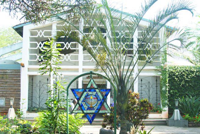 The Nairobi Hebrew Congregation, located in Kenya, is more than 100 years old