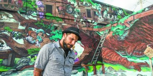 The Morrie celebrates first anniversary with completion of mural