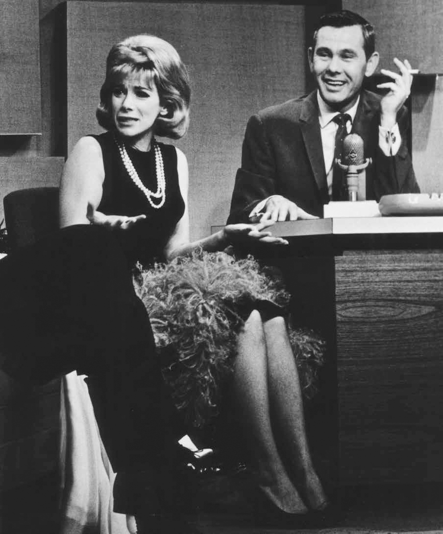 God Youre Funny Going To Be A Star Rivers Said Of Her First Appearance On The Tonight Show With Johnny Carson It Was All Over