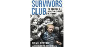 Holocaust Survivor and Author to Give Talk at  HMC Oct. 23