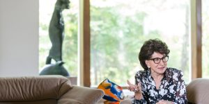 Doreen Hermelin reflects on 42 extraordinary years as she prepares to sell her Bingham Farms home