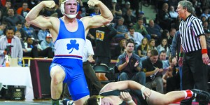 Ross Hopes To Be A Spartan Wrestler
