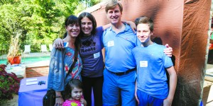 Franklin sukkah party launches grassroots effort to help Jews  meet each other in their 'hoods