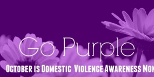 JCADA prepares to Mark Domestic Abuse Awareness Month