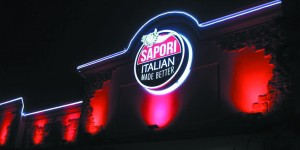 "Dining in the ""D"" – Sapori Italian Restaurant"