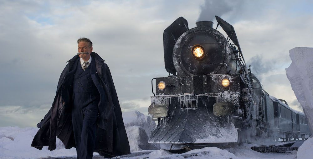 Movie Review – Murder on the Orient Express