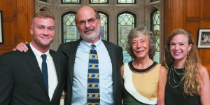 Yale Law School honors Michigan native Jim Silk for human rights advocacy