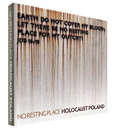No Resting Place: Holocaust Poland - Holocaust book review