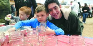 Jews in the D – Faces & Places – Volunteer Day & MLK Day Events