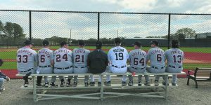 Friends Spend A Week  At Tigers Fantasy Camp