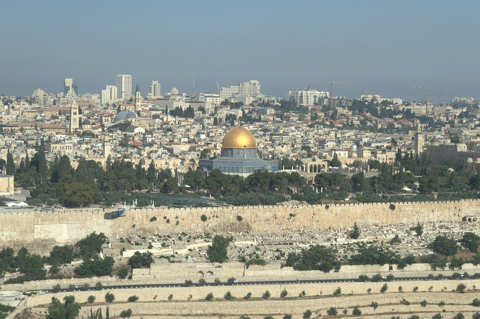 a photo of Jerusalem, Israel to represent AIPAC