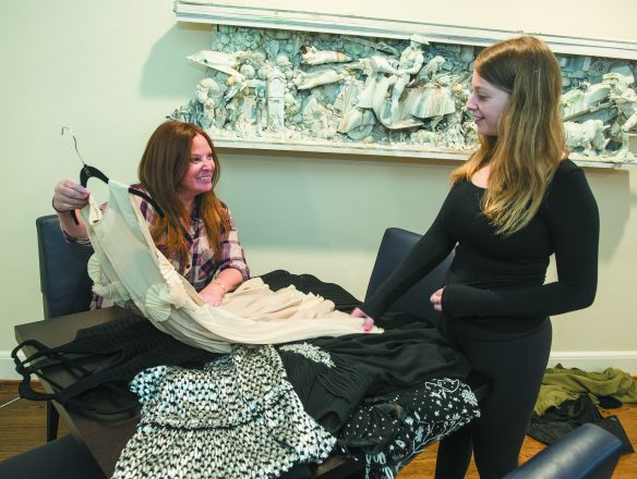 Say Yes To The Prom Dress Detroit Jewish News