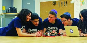 Technion Bound – RoboTraffic
